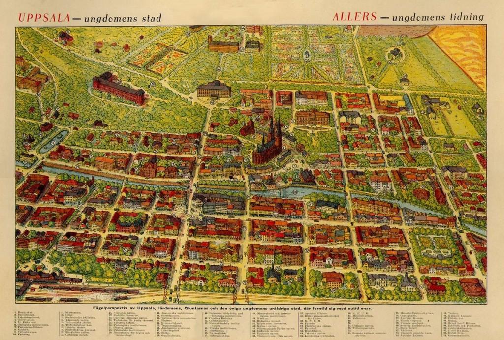 Uppsala 1930